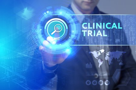 clinical trial image